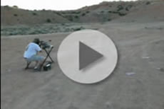 .50 Caliber Ricochet Video